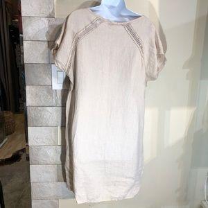 ddbd456482 BELLAMBRA Dresses - BELLAMBRA PURE LINEN DRESS